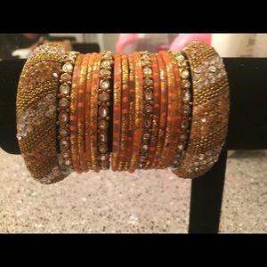 Jewelry - Indian Bangle Set